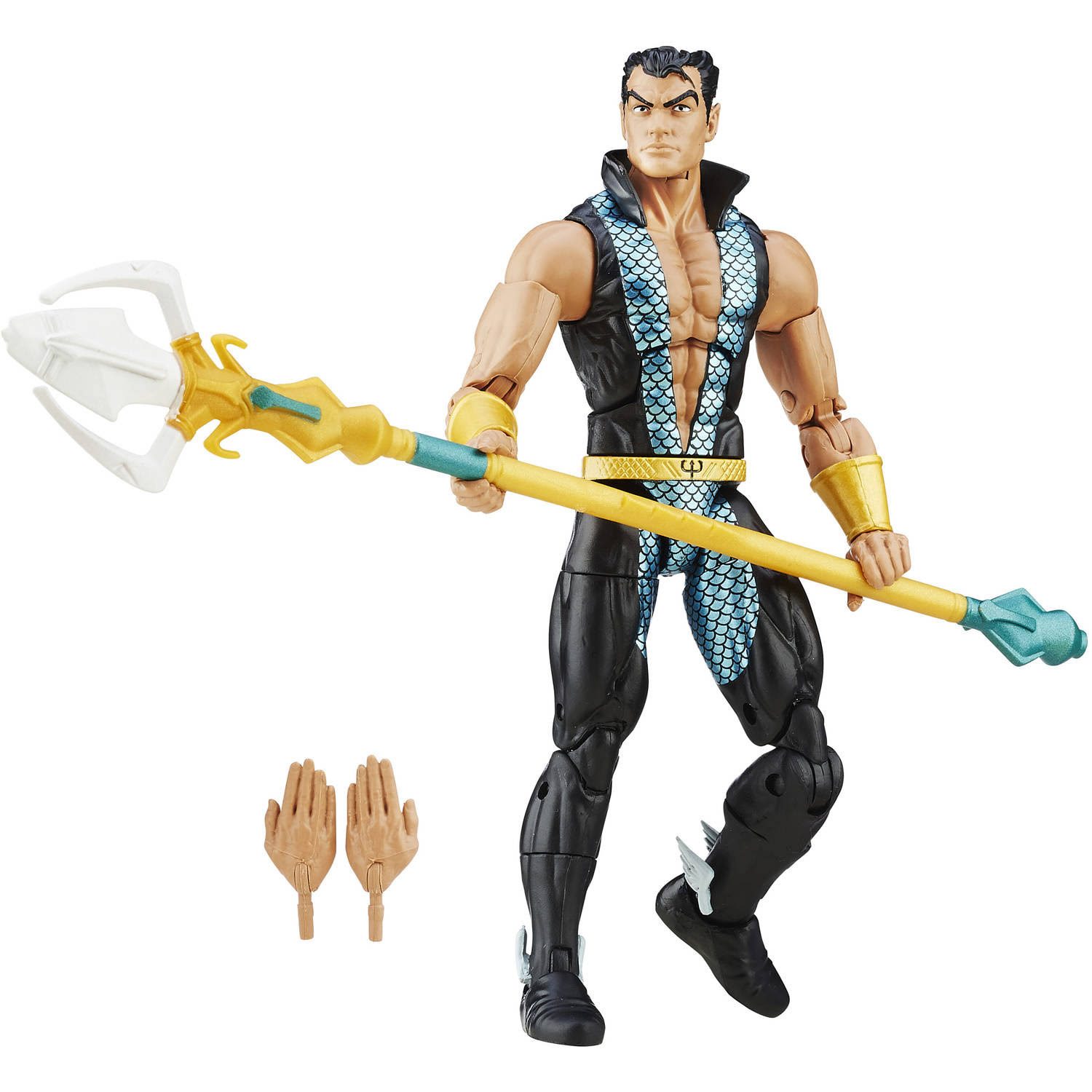 Hasbro Marvel Legends Captain America Civil War Namor Action Figure - 6""