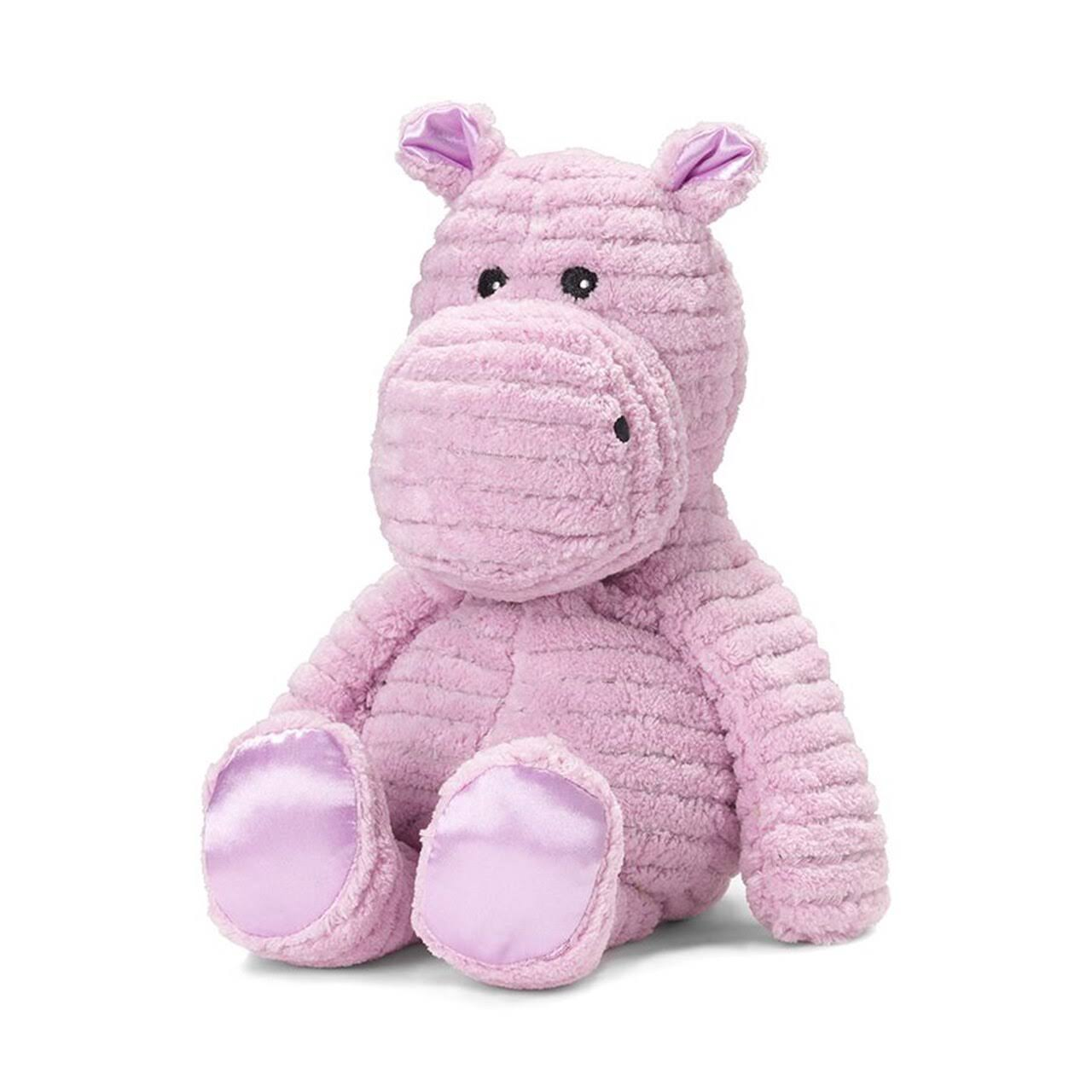 Warmies My First Plush Hippo
