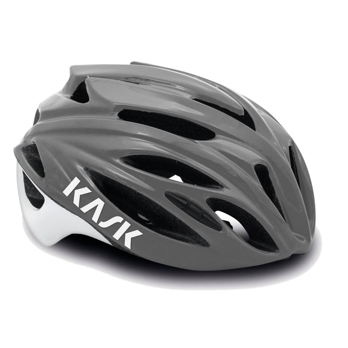 Kask Rapido Road Cycling Helmet - Anthracite, Large