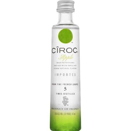 Ciroc Apple Vodka - 50 ml bottle