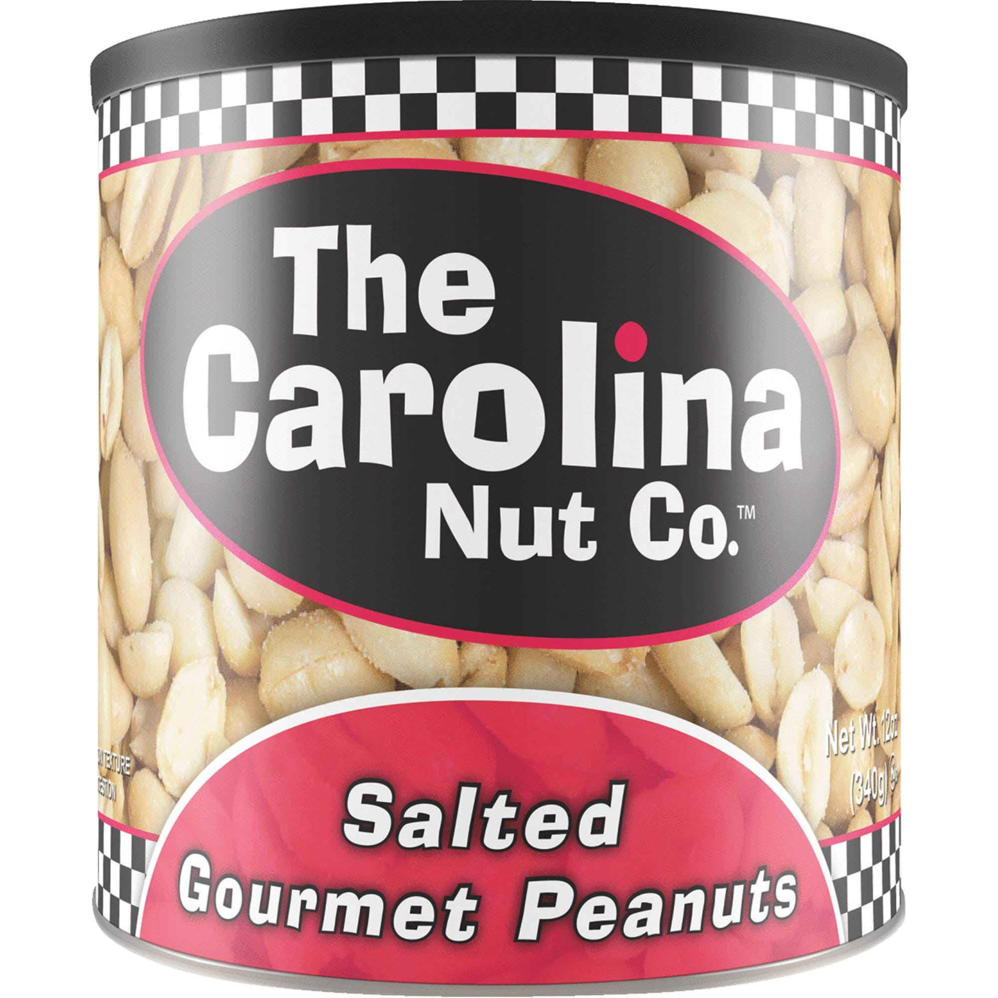 The Carolina Nut Co. Gourmet Peanuts - Salted