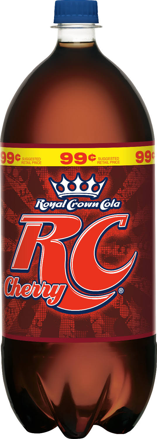 RC Cola, Cherry - 2.1 qt