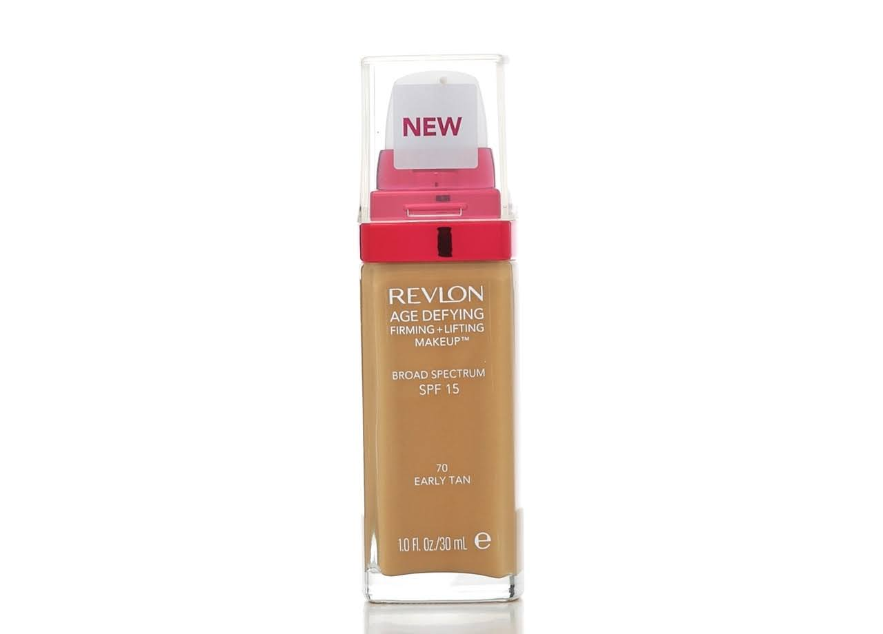 Revlon Age Defying Firming & Lifting Makeup - Early Tan, 1 Oz