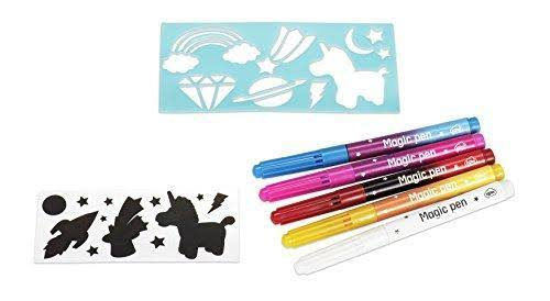 Magic Fun Kids Color Changing Creative Drawing Travel Art Set