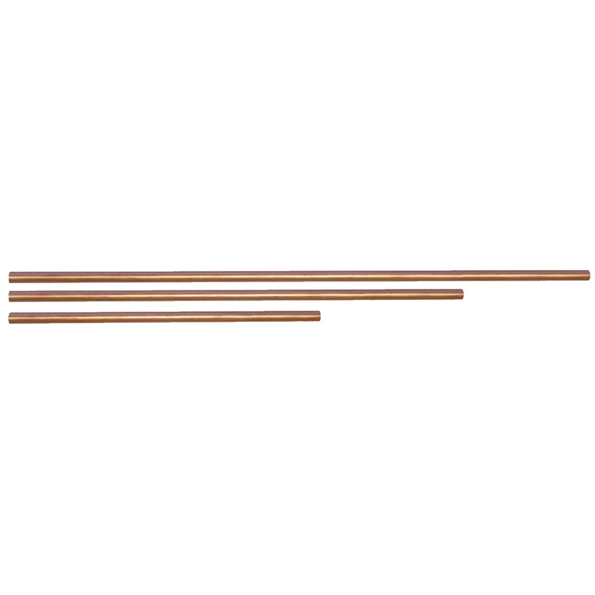 Mueller Streamline Tubing Type M Pipe - Copper