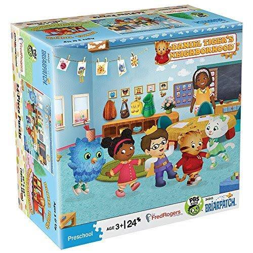 Daniel Tiger's Neighborhood​ School Puzzle - 24pcs