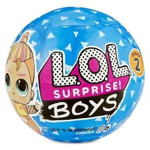 Lol Surprise Series 2 Lets Be Friends Boys Mystery Pack Doll Toys
