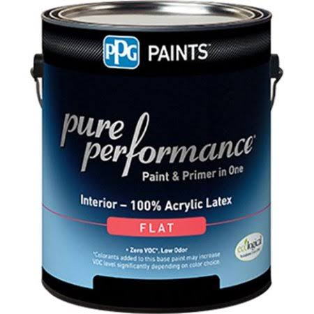 Pittsburgh Paints 9-510XI-01 1 Gal Semi-Gloss Interior Latex Paint - White & Pastel Pack of 4