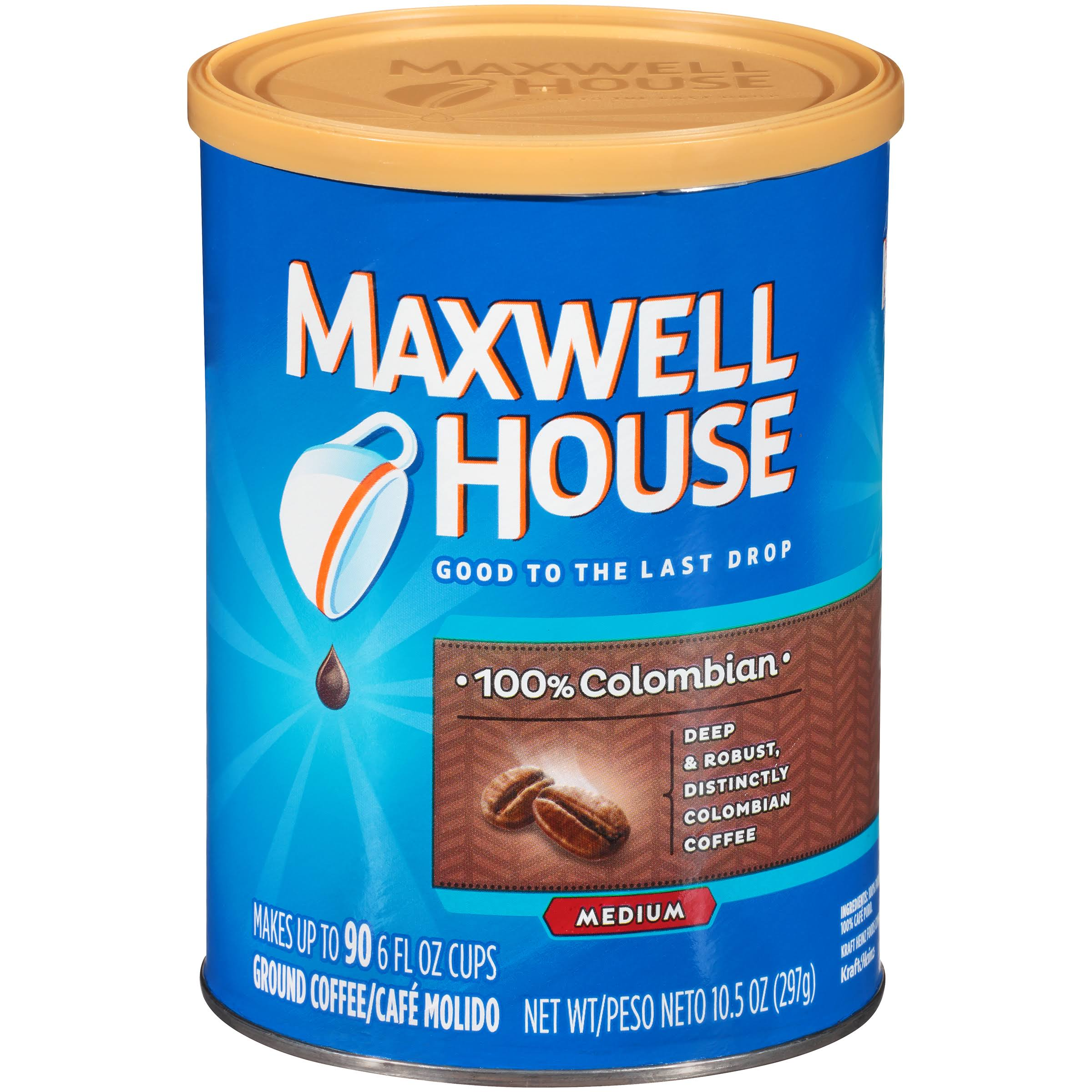 Maxwell House Colombian Ground Coffee - 10.5oz