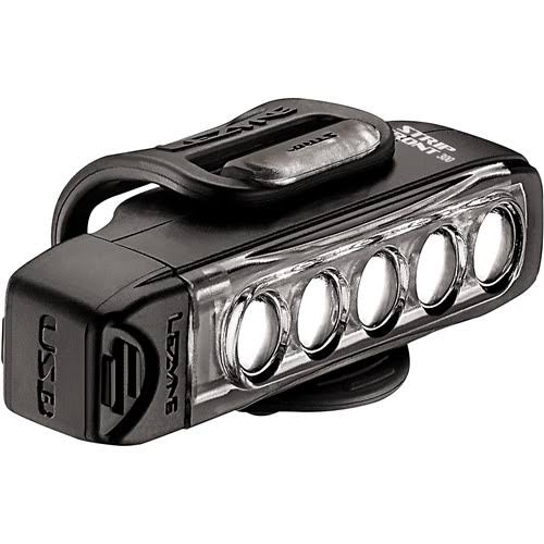 Lezyne Strip Drive Front LED Cycling Headlight - 300 Lumen