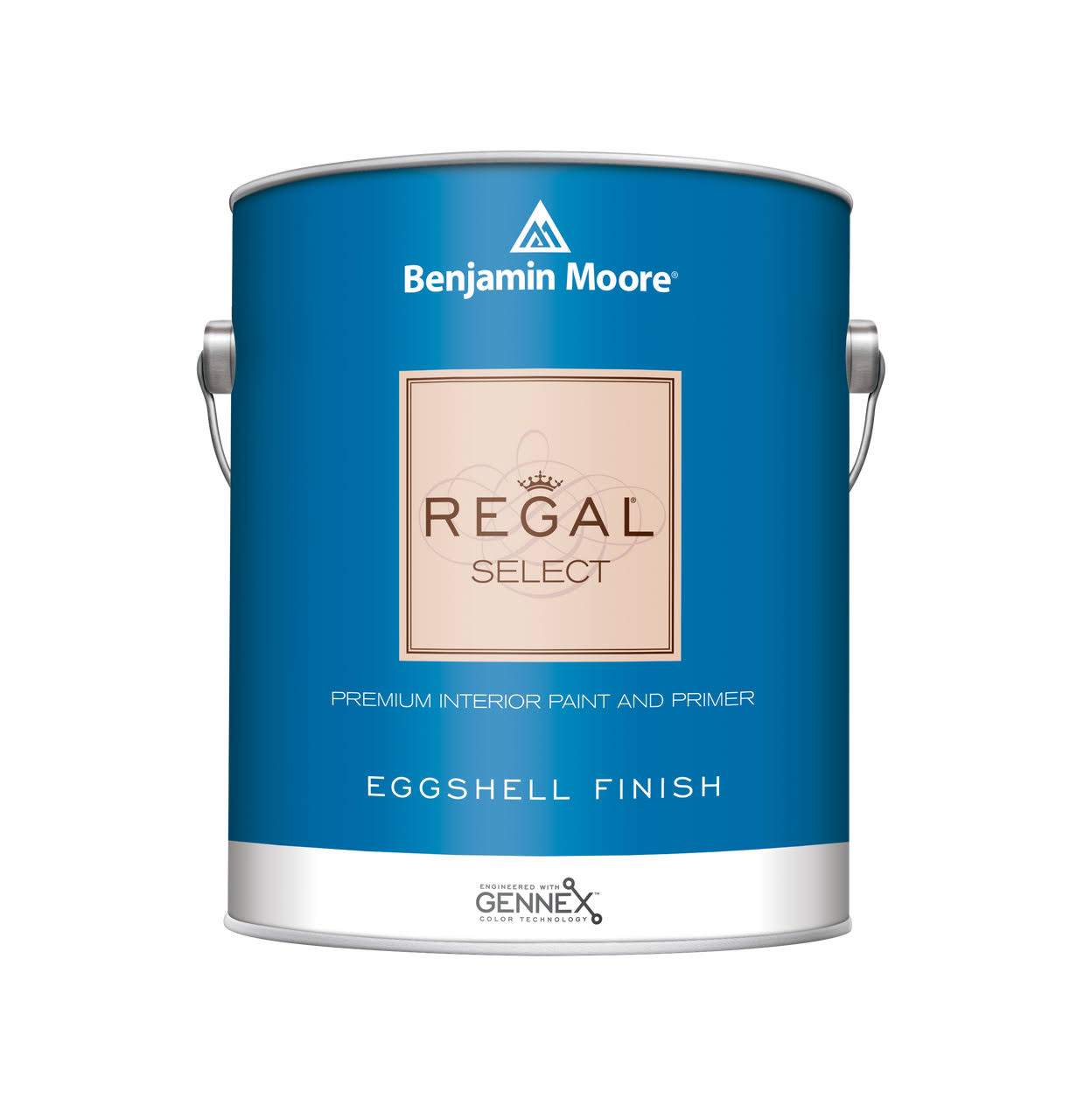 Benjamin Moore Regal Select Interior Eggshell Paint