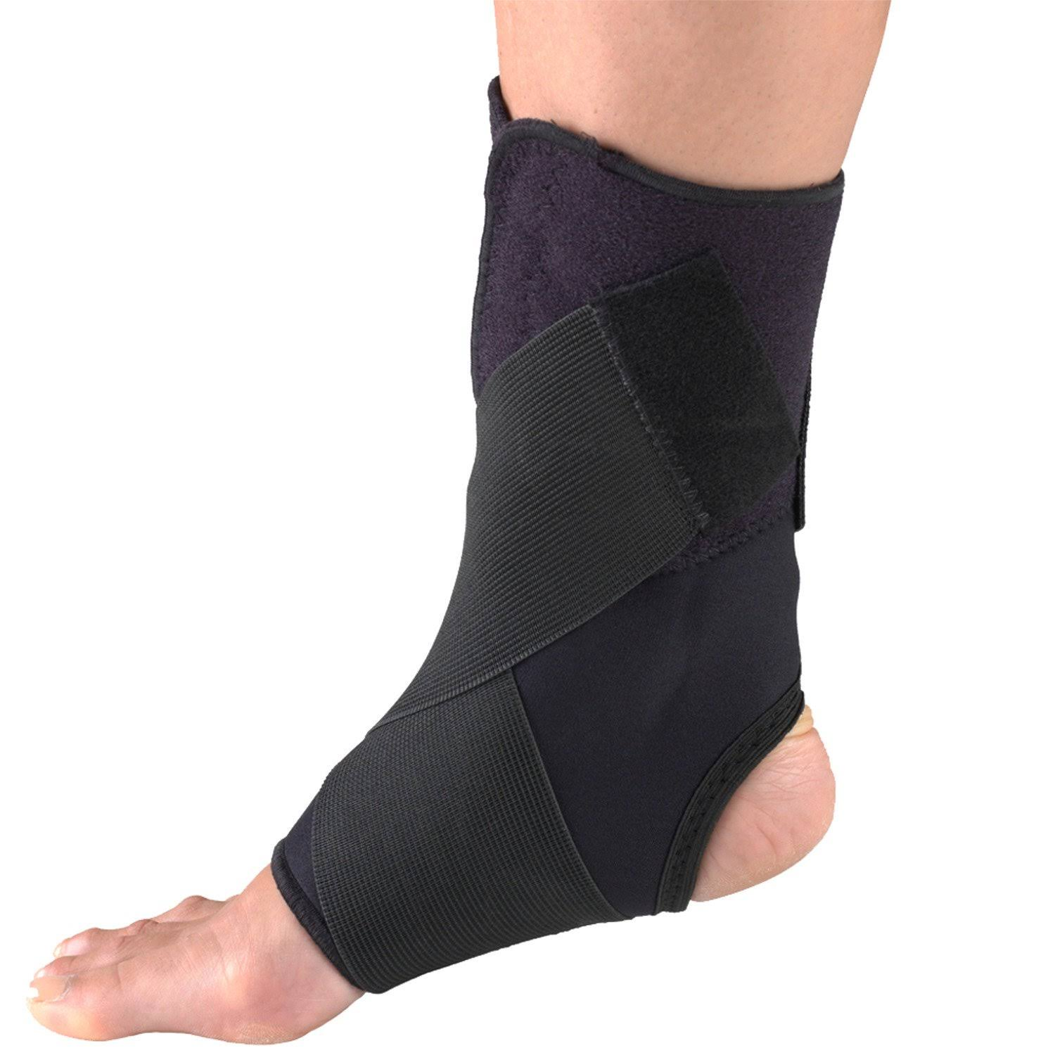 OTC Ankle Support with Wrap Around Strap