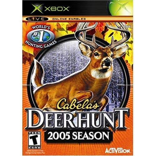 Cabela's Deer Hunt: 2005 Season - Xbox