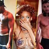 Karim Benzema, Rihanna