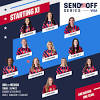 Send Off Series: USA vs. Mexico - July 5th | Starting XI, Lineup ...