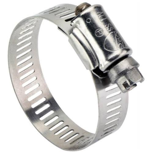 Ideal Clamp Products Hose Clamp - Stainless Steel