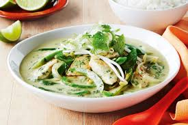 Thai Green Pumpkin Curry Recipe by Thai Green Chicken Curry