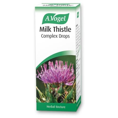 A. Vogel Milk Thistle Complex Herbal Tincture - 50ml