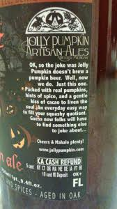 Whole Hog Pumpkin Ale Stevens Point Brewery by Clear Lake Wine Tasting The Ultimate Guide To 61 Pumpkin Ales In