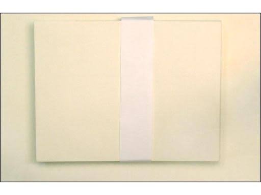 Paper Accents Card & Env 4.25x5.5 50pc Cream
