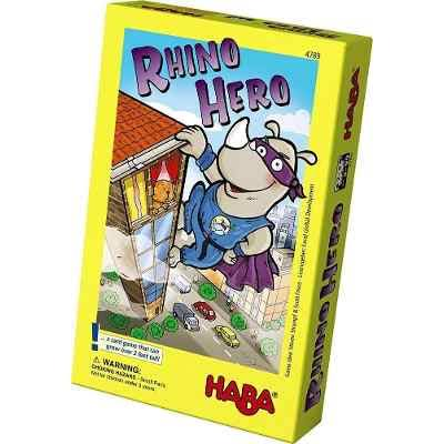 Haba Rhino Hero Stacking Game
