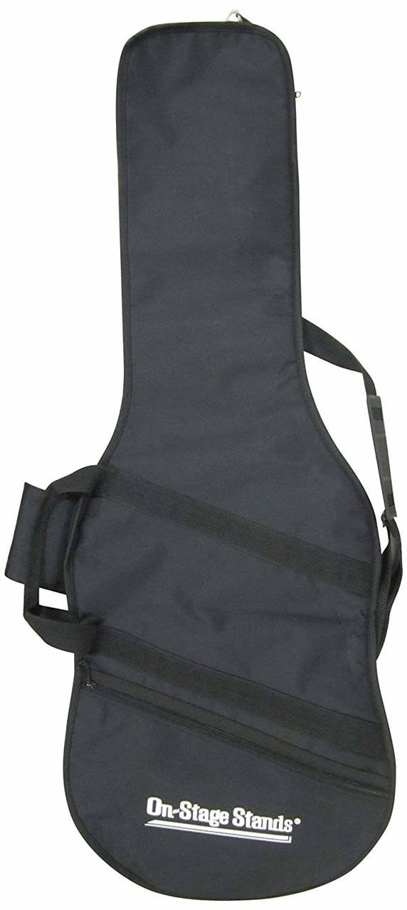 On Stage 4550 Series Acoustic Guitar Gig Bag - Black