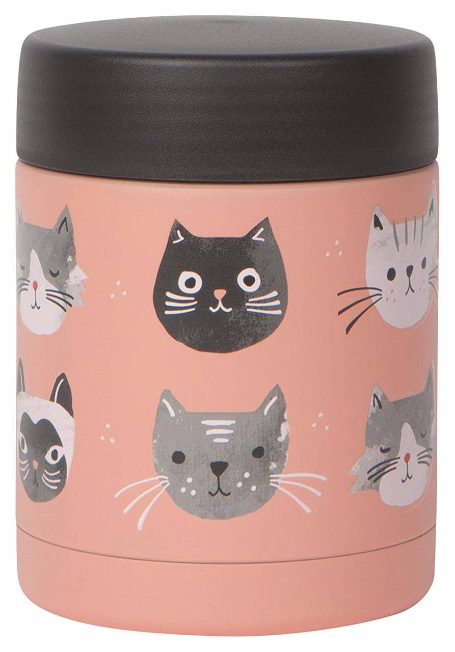 Now Designs Small Food Jar, Cats Meow (5214003)