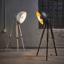 Photographers Tripod Floor Lamp by Versanora Fascino 63