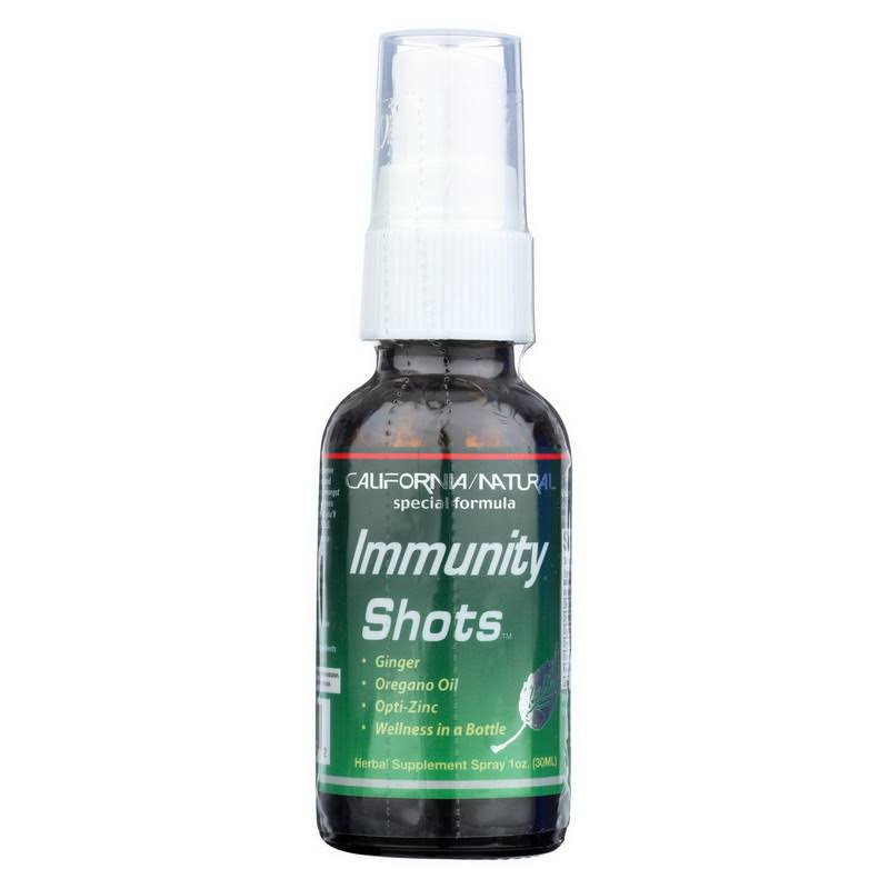 California Natural Immunity Shots Spray - 1oz