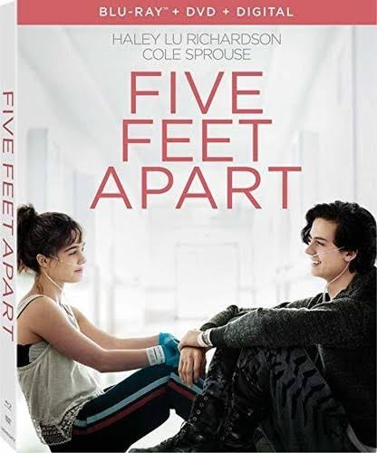 Five Feet Apart (Blu-ray + Dvd)