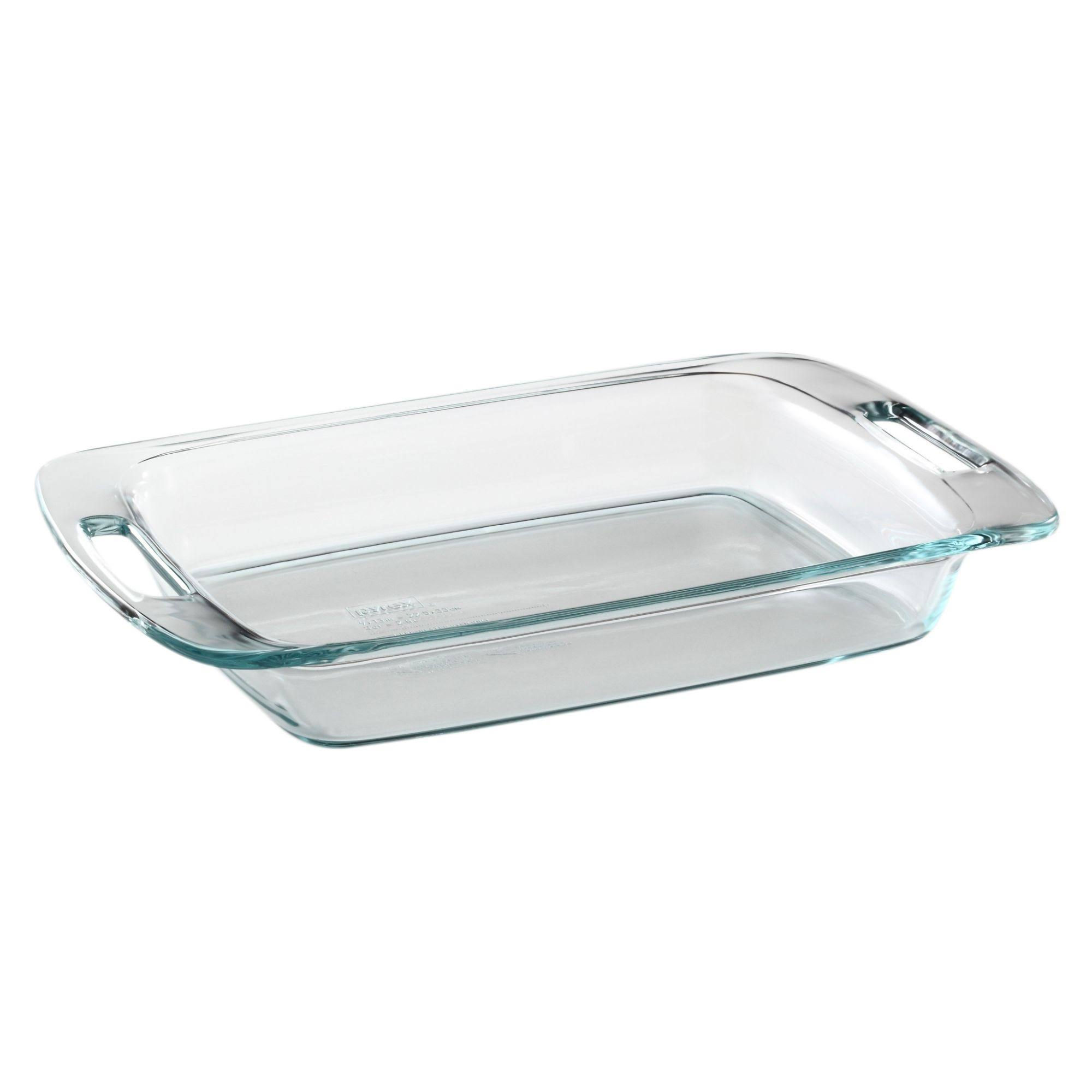 Pyrex Easy Grab Oblong Baking Dish - 9x13""