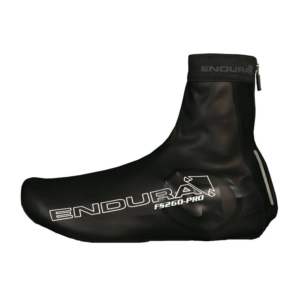 Endura FS260-Pro Slick Overshoes Bicycle Shoe Covers - Small