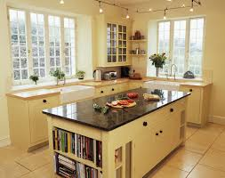 Kitchen Track Lighting Ideas by Decorating Outstanding Soapstone Countertops With Range Hood And