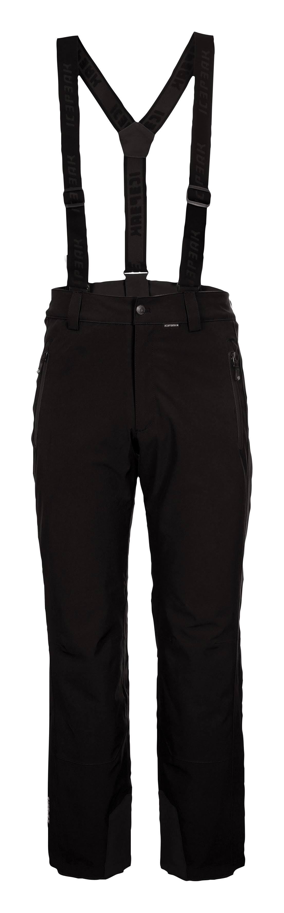 Icepeak - Noxos Black - Ski Pants Men