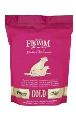 Fromm Gold Dry Dog Food Puppy / 5 lb