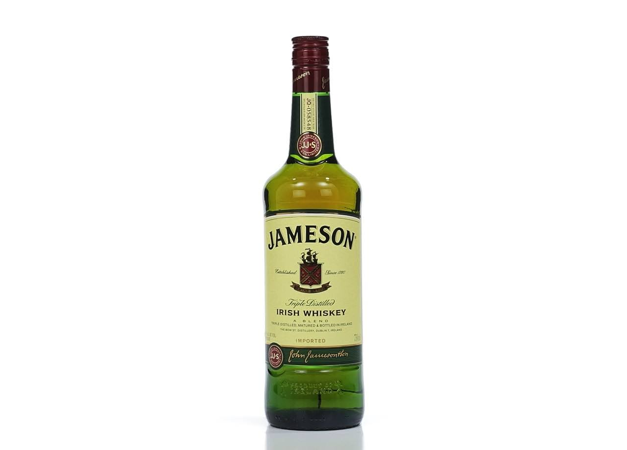 Jameson Whiskey, Irish, Triple Distilled - 750 ml