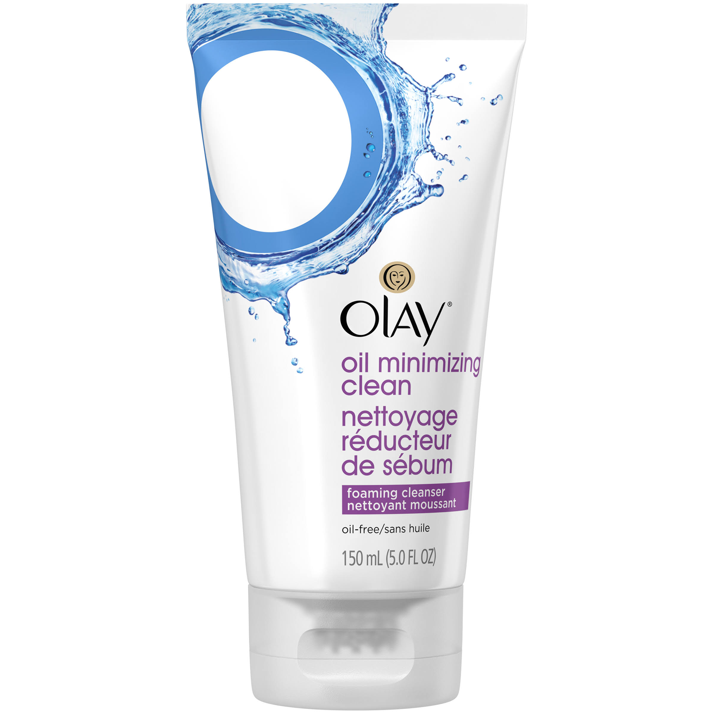 Olay Oil Minimising Clean­ Foaming Cleanser - 150ml