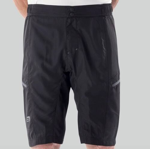 Bellwether Alpine Men's Baggies Cycling Shorts - Black, Large