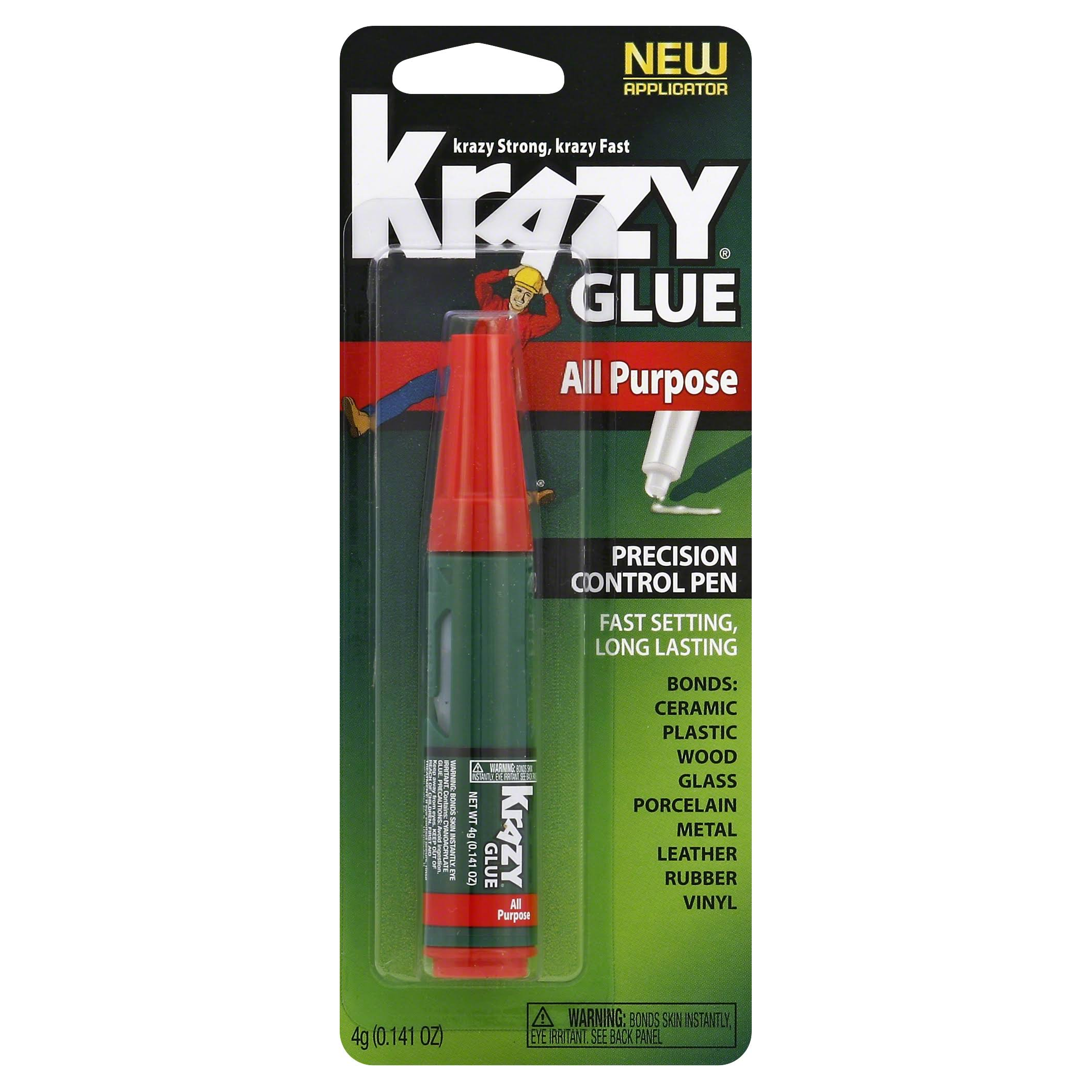 Elmer's All Purpose Krazy Glue - 0.141oz