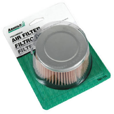 Arnold Replacement Tecumseh Air Filter - for 3HP to 8HP Engines