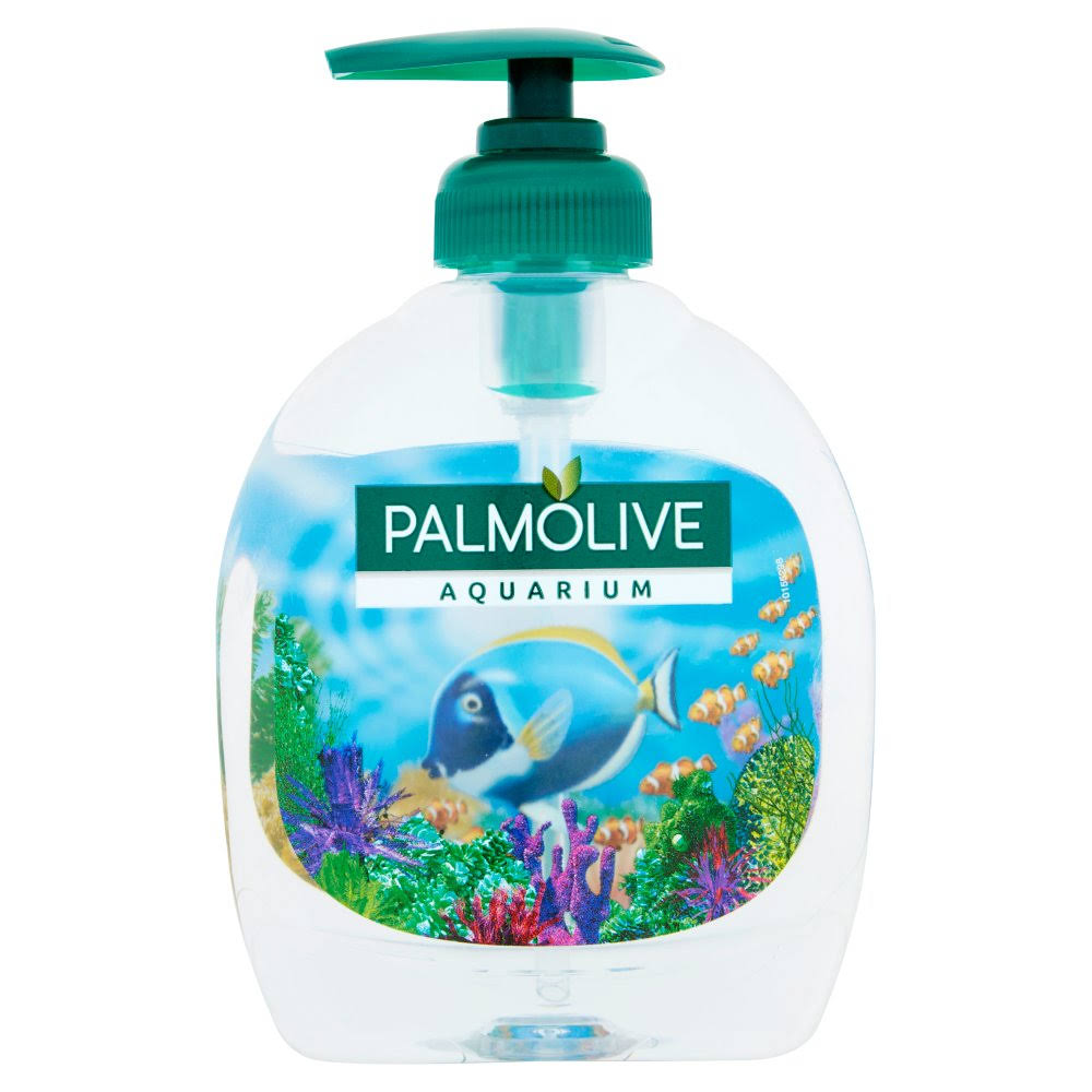 Palmolive Aquarium - Soap - liquid - pump bottle - 300 ml