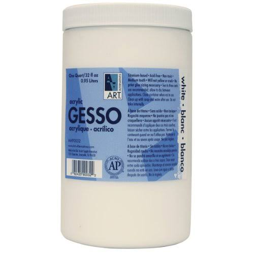 Art Alternatives Economy Gesso - White, 950ml