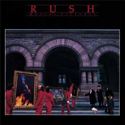 Moving Pictures Vinyl Album - Rush