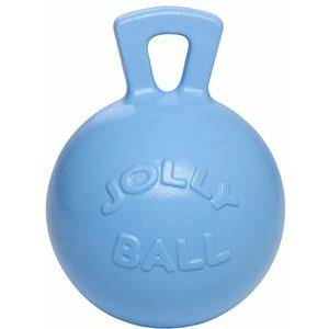 Horseman's Jolly Ball - Blueberry Scented, 10""