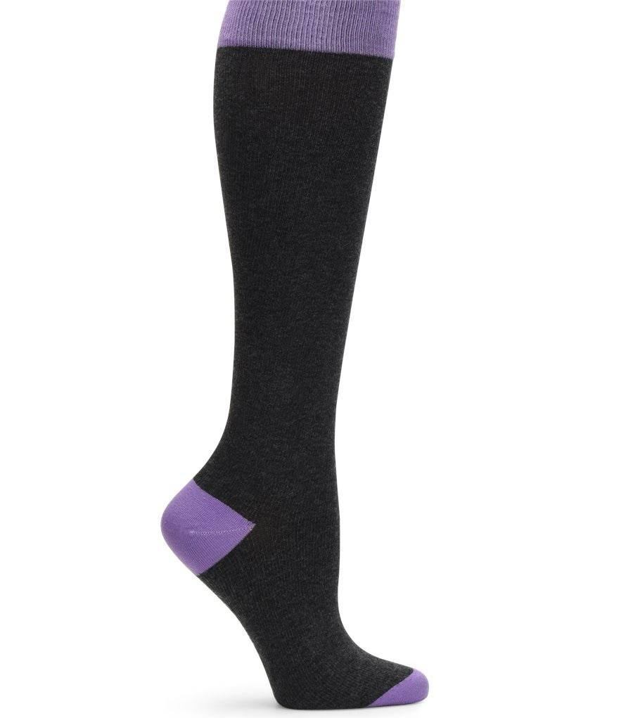 Nurse Mates Compression Socks Cashmere, Men's, Size: 9-11, Grey