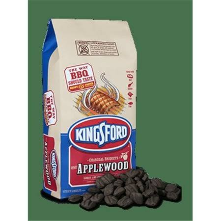 Kingsford Charcoal Briquets, with Applewood - 4 lb