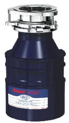 Master Plumber MP35 1/3 HP Kitchen Waste Disposer