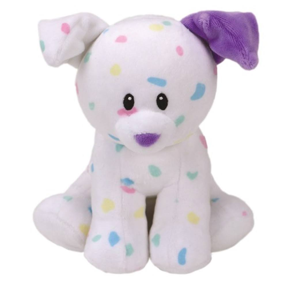 Ty Baby Sprinkles The Dog - Medium Size
