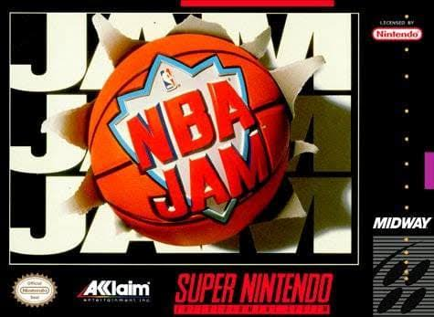 NBA Jam [SNES Game]