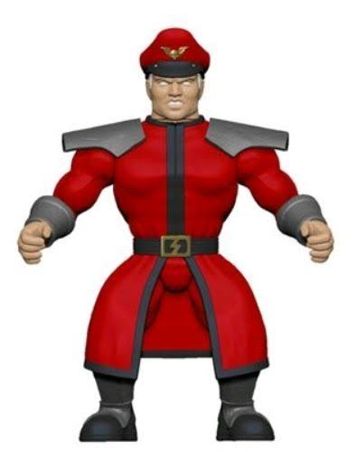 Funko Savage World Street Fighter Action Figure - M. Bison